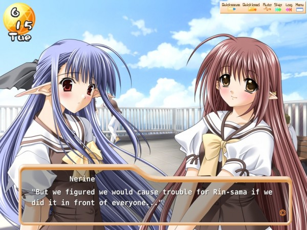 VN Review: Shuffle! Overview
